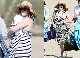 Pictures of Amy Adams and Darren Le Gallo Celebrating Father's Day With Daughter Aviana Olea Le Gallo