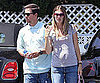 Slide Picture of Mark Wahlberg and Rhea Durham Shopping in LA