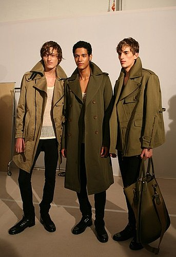 Burberry Prorsum Men Spring/Summer 2011