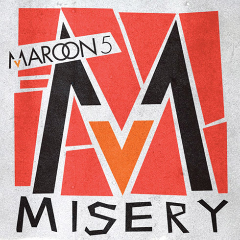 "Listen to Maroon 5 Song ""Misery"" From Upcoming Album"