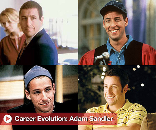 Adam Sandler Movie Career Retrospective