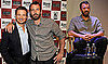 Pictures of Ben Affleck and Jeremy Renner Promoting The Town at the LA Film Festival 2010-06-22 17:30:09
