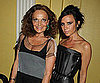 Slide Picture of Victoria Beckham and Diane von Furstenberg at Claridge's Event