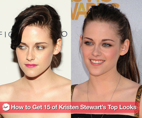 How to Get 15 of Kristen Stewart's Beauty Looks
