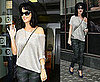 Pictures of Katy Perry in London Sparking Rumours She&#039;s Already Married Russell Brand After Slip Up on Graham Norton