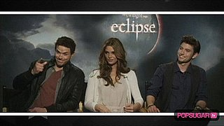 Video of Eclipse Cast Interview 2010-06-24 12:00:00
