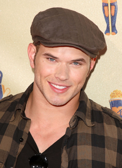 Kellan Lutz in May 2009: 18th Annual MTV Movie Awards