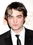 Robert Pattinson in February 2010: BAFTA Awards