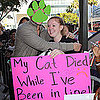 Twilight Fans With Funny Signs