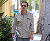 Slide Picture of Matthew McConaughey at Santa Monica Office
