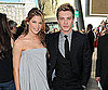 Slide Picture of Xavier Samuel and Ashley Greene at Eclipse Premiere