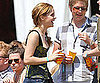 Slide Picture of Emma Watson at Glastonbury Music Festival 2010