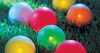 LED Bocce Ball Set