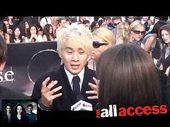 More Interviews from the Eclipse red carpet