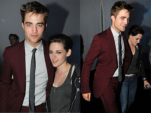 Pictures of Kristen Stewart and Robert Pattinson Cuddling at Twilight Eclipse Premiere Afterparty Plus Taylor, Dakota, Nikki