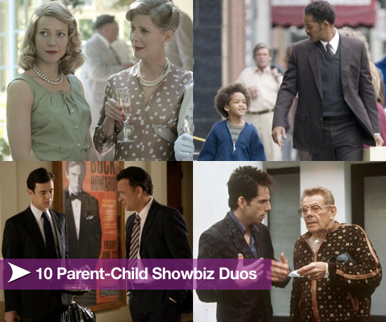 Parent-Child Showbiz Duos