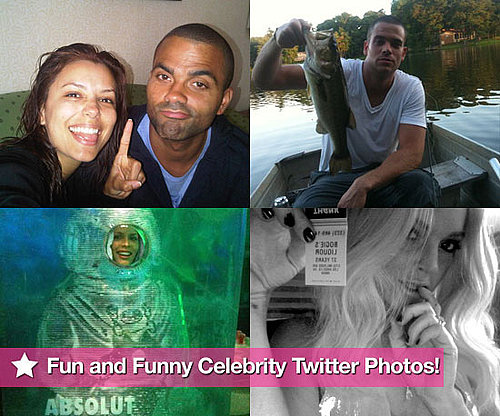 Fun and Funny Celebrity Twitter Photos