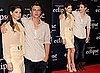 Pictures of Ashley Greene, David Slade, and Xavier Samuel Promoting Eclipse in Madrid
