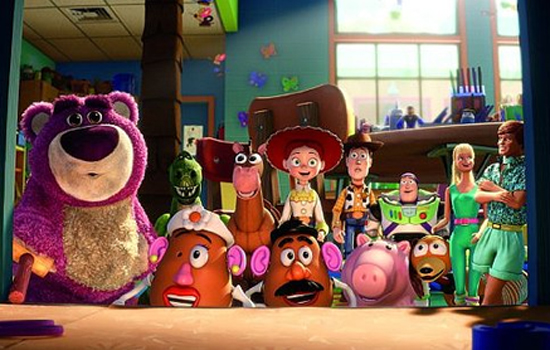 Biggest Tearjerker: Toy Story 3