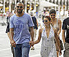 Slide Picture of Eva Longoria and Tony Parker in Venice, Italy