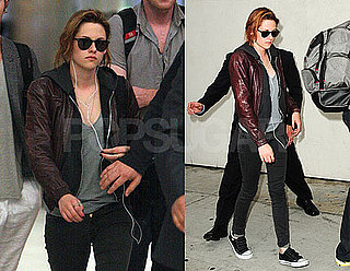 Pictures of Eclipse's Kristen Stewart Arriving at LAX