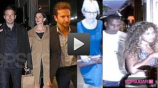 Ben Affleck and Jennifer Garner Anniversary, Bradley Cooper and Renee Zellweger Dating, and Video of Celebrity Couples