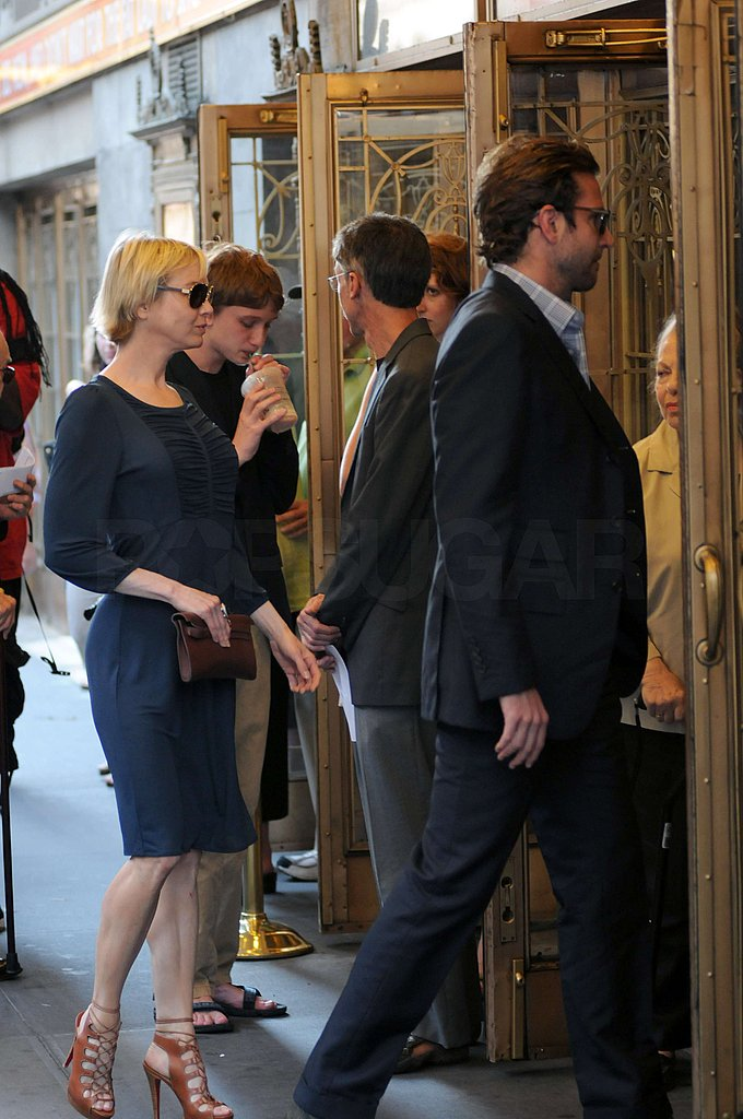 Pictures of Renée Zellweger and Bradley Cooper