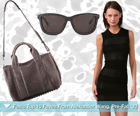 Fab's Top 10 Faves From Alexander Wang, Pre-Fall '10