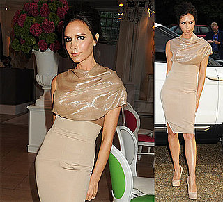 Pictures of Victoria Beckham at Range Rover Anniversary Party in London