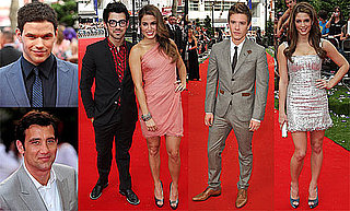 Pictures of Ashley Greene, Kellan Lutz, and Nikki Reed at the London Premiere of Eclipse