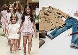 Fendi and Gucci Venture in to Designer Childrenswear