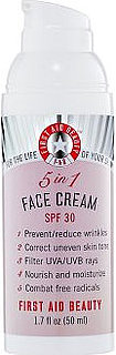 Enter to Win First Aid Beauty 5 in 1 Face Cream SPF 30 2010-07-05 23:30:00
