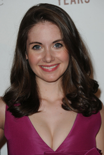 Mad Men Star Alison Brie to Star in Scream 4
