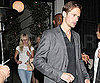 Slide Picture of Kate Bosworth and Alexander Skarsgard at STK in LA
