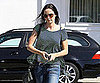 Slide Picture of Emily Blunt Leaving Hair Salon in LA