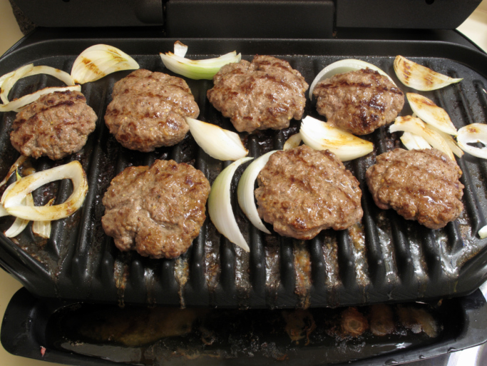 Buy an electric grill.