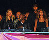 Slide Picture of Beyonce and Gwyneth Paltrow in London on the Fourth of July