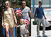 Pictures of Alexander Skarsgard and Kate Bosworth Celebrating the Fourth of July Together