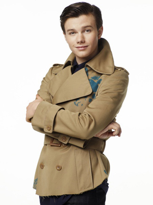 Chris Colfer For Outstanding Supporting Actor in a Comedy