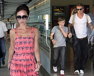 David and Victoria Beckham Celebrate 11-Year Anniversary