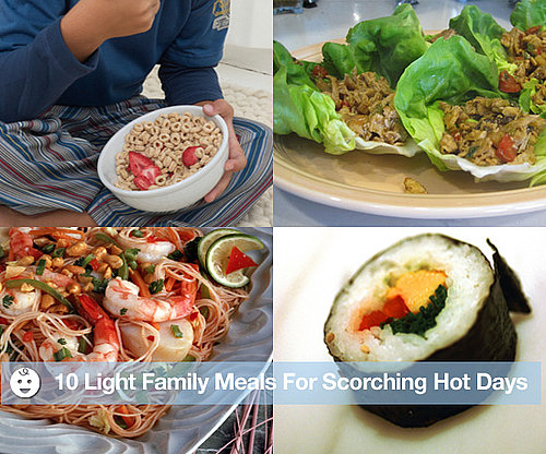 Kid-Friendly Recipes For Hot Summer Days