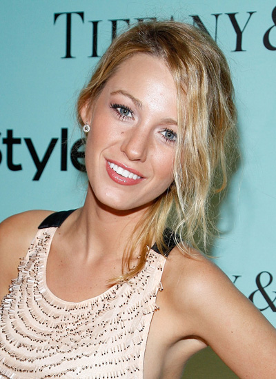 August 2009: Tiffany & Co. and InStyle Cocktail Party for Maria Sharapova and Frank Gehry