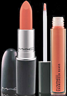 MAC In the Groove Collection Cremesheen Glass and Lipstick Reviews