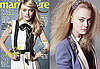 Dakota Fanning in Marie Claire