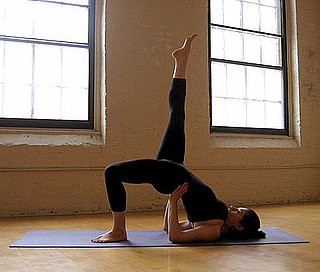 How to Do One-Legged Half Wheel Pose, Also Called Bridge