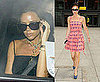 Pictures of Victoria Beckham in London After Celebrating Wedding Anniversary With David in France