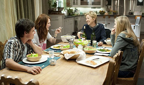 Movie Review for The Kids Are All Right, Starring Julianne Moore and Annette Bening