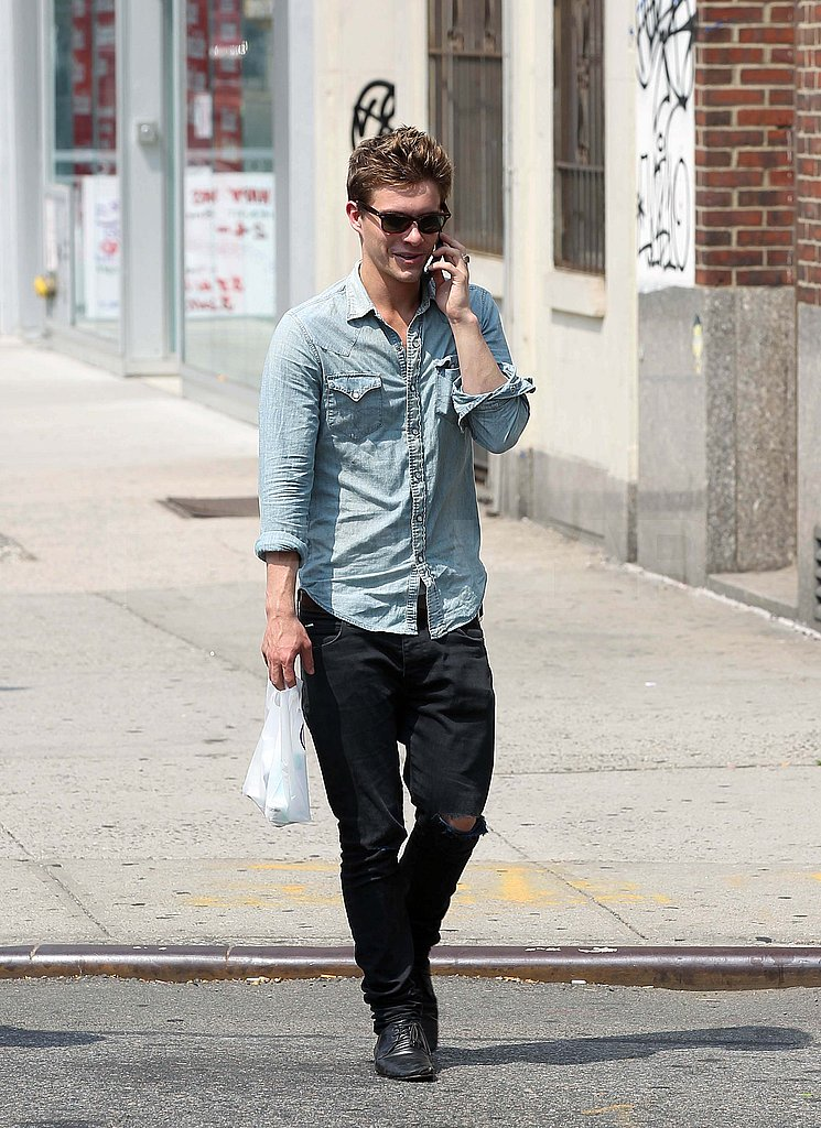 Xavier Samuel Photos