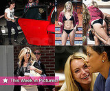 Pictures of Robert Pattinson, Kristen Stewart, Lindsay Lohan, Jennifer Aniston and Leann Rimes This Week in Photos!