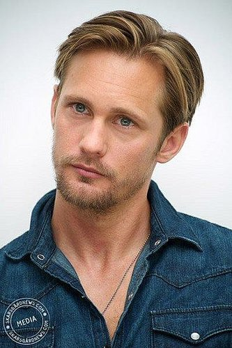 Alex @ True Blood Press Conference